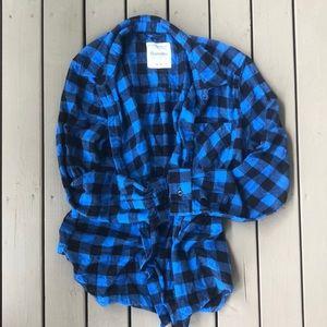 🌻3/30$🌻 Bluenotes Boyfriend Flannel